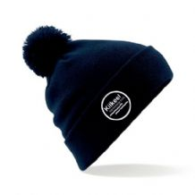 Kilkeel Swimming Club Beechfield Original Pom Pom Beanie French Navy 2019